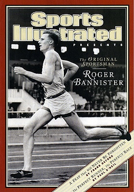 Roger Bannister Breaks 4 Minute Mile--RMi Executive Search