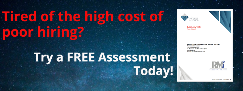 FREE Recruiting Assessment Offer