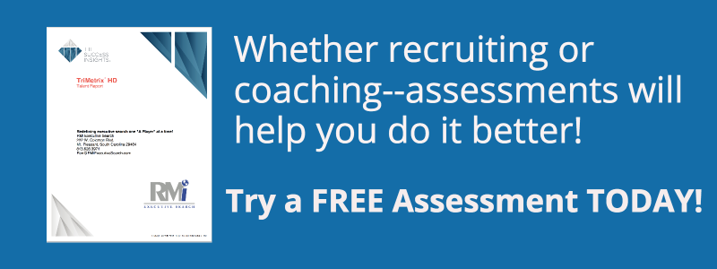 FREE Recruiting and Coaching Assessment Offer