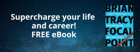 FREE eBook Offer Download Brian Tracy's Focal Point
